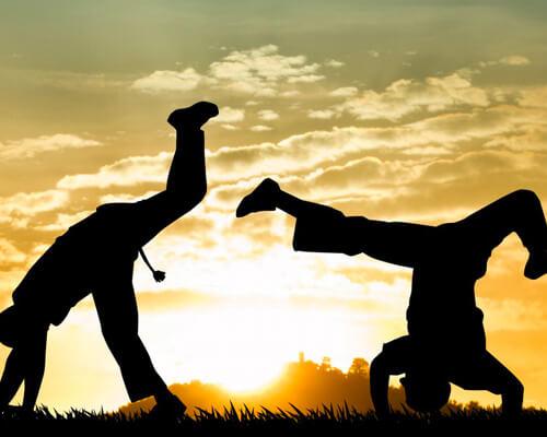 Activité Capoeira