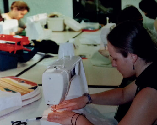 Apprenez la couture