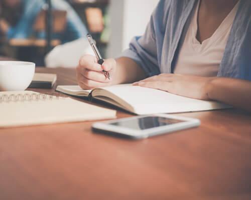 Ecriture et créativité