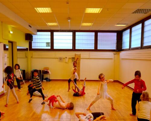 Danse Créative pour les enfants