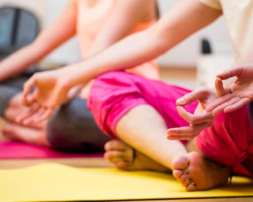 Bien-être et Yoga
