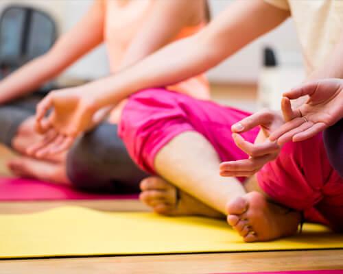 Acitivté Yoga